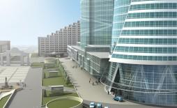 Бизнес центр класса А «Панорама на Стрелке»
