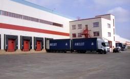 Офисно-складской комплекс «Кулон Истра»